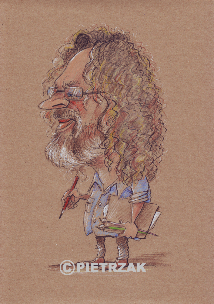 Karykatura ze zdjęcia, karykatury na zamówienie, karykatura kolorowa, karykaturzysta, karykatury na prezent