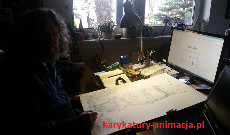 karykatura na prezent, karykatury na prezent, rysowanie karykatur, karykaturzysta, profesjonalny karykaturzysta, karykatura szefa, karykatura na rocznicę, karykatury ze zdjęć, karykatura ze zdjęcia